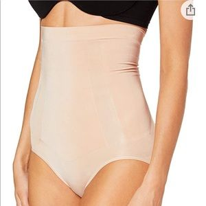 Spanx Oncore High Waisted Brief Size Medium